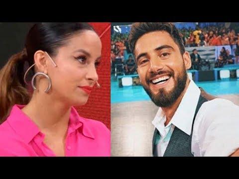 ¡Lourdes Sánchez Acusó A Nico Occhiato De Desordenado!