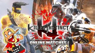Rare Footage Of Max ACTUALLY ANGRY : Fulgore - Killer Instinct Online Matches