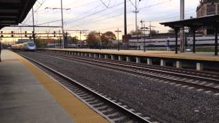Acela Express and Septa Regional (CHW)