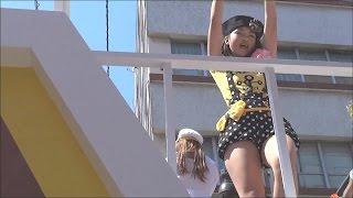 可愛い女の子達によるパレード コスプレ よこはまパレード Cute girls parade yokohama  parade