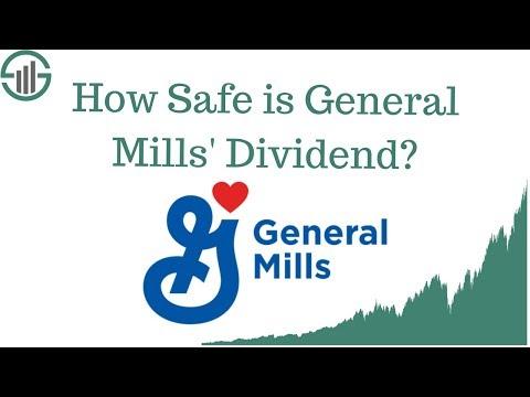How Safe is General Mills' Dividend?