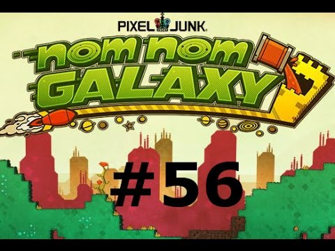 Nom Nom Galaxy #56 : The Loopy Factory, fully automated? 1/?