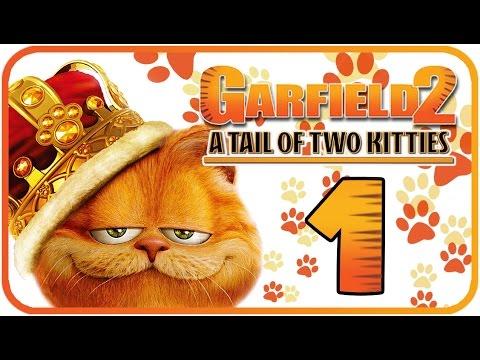 Garfield 2: A Tale of Two Kitties Walkthrough Part 1 (PS2, PC)