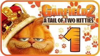 Garfield 2: A Tail of Two Kitties Walkthrough Part 1 (PS2, PC)