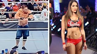 John Cena s Last Match In WWE Nikki Bella Banned At Summerslam Why Lynch Buried Wrestling News
