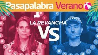 Pasapalabra | Macarena Derado vs Mario Cuche - Revancha