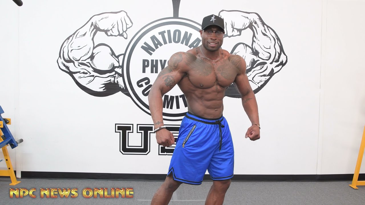 2017 NPC Universe Bodybuilding Backstage Video   NPC News
