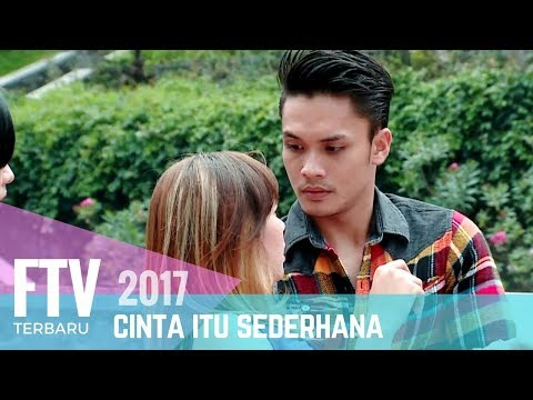 FTV Randy Pangalila & Pamela Bowie | Cinta Itu Sederhana