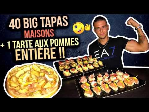 40-big-tapas-maisons-!!-1-tarte-aux-pommes-entiÈre-!-(#7-winter-food-tour-bordeaux)