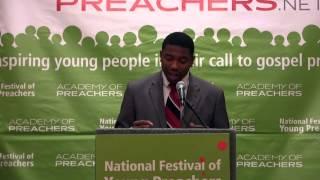LeRoy Davenport, 2014 National Festival of Young Preachers