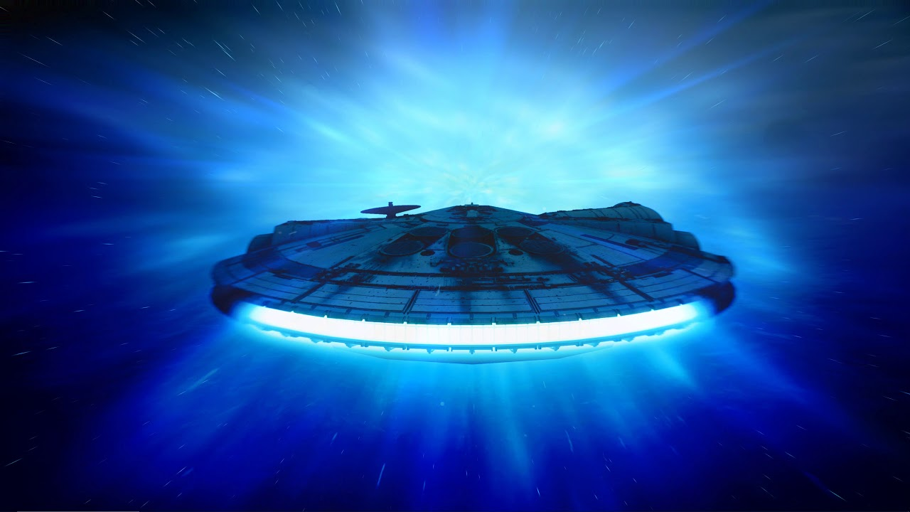 Millennium Falcon Star Wars Live Wallpaper Youtube