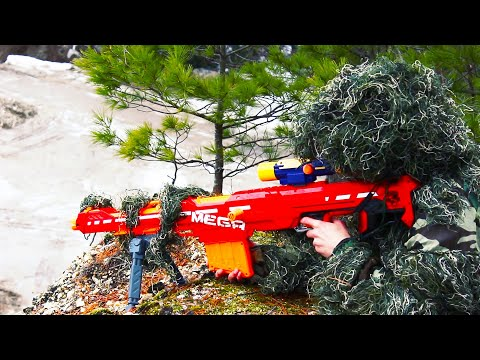 Nerf Squad 23: Death From Above - Sporter TV - All about Sport