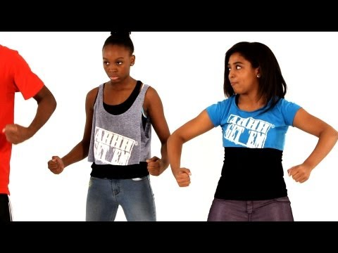 How To Do The Wu Tang   Kids Hip-Hop Moves