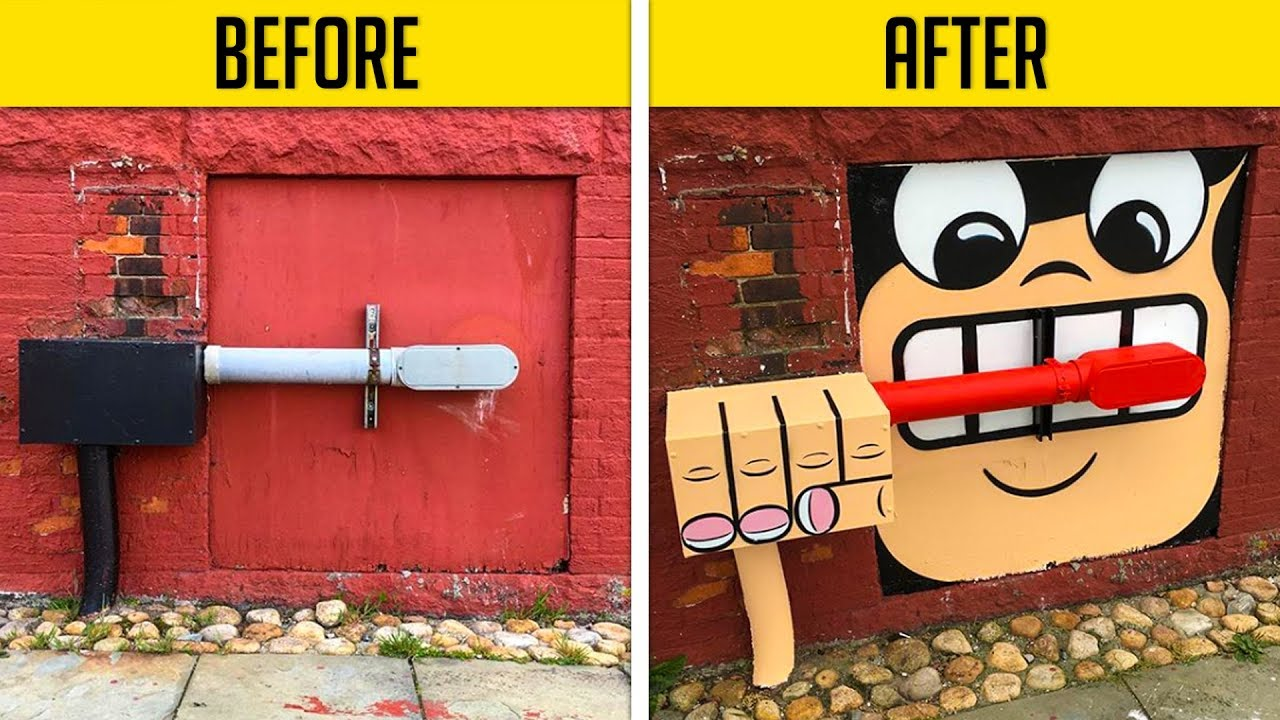 Download There's A Genius Street Artist Running Loose In New York, And Let's Hope Nobody Catches Him