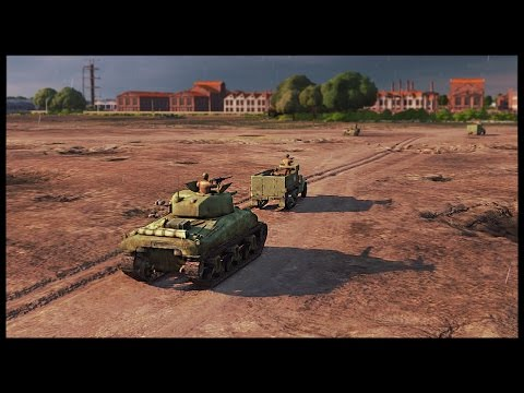 US Armored Division - American Battlegroup | Steel Division: