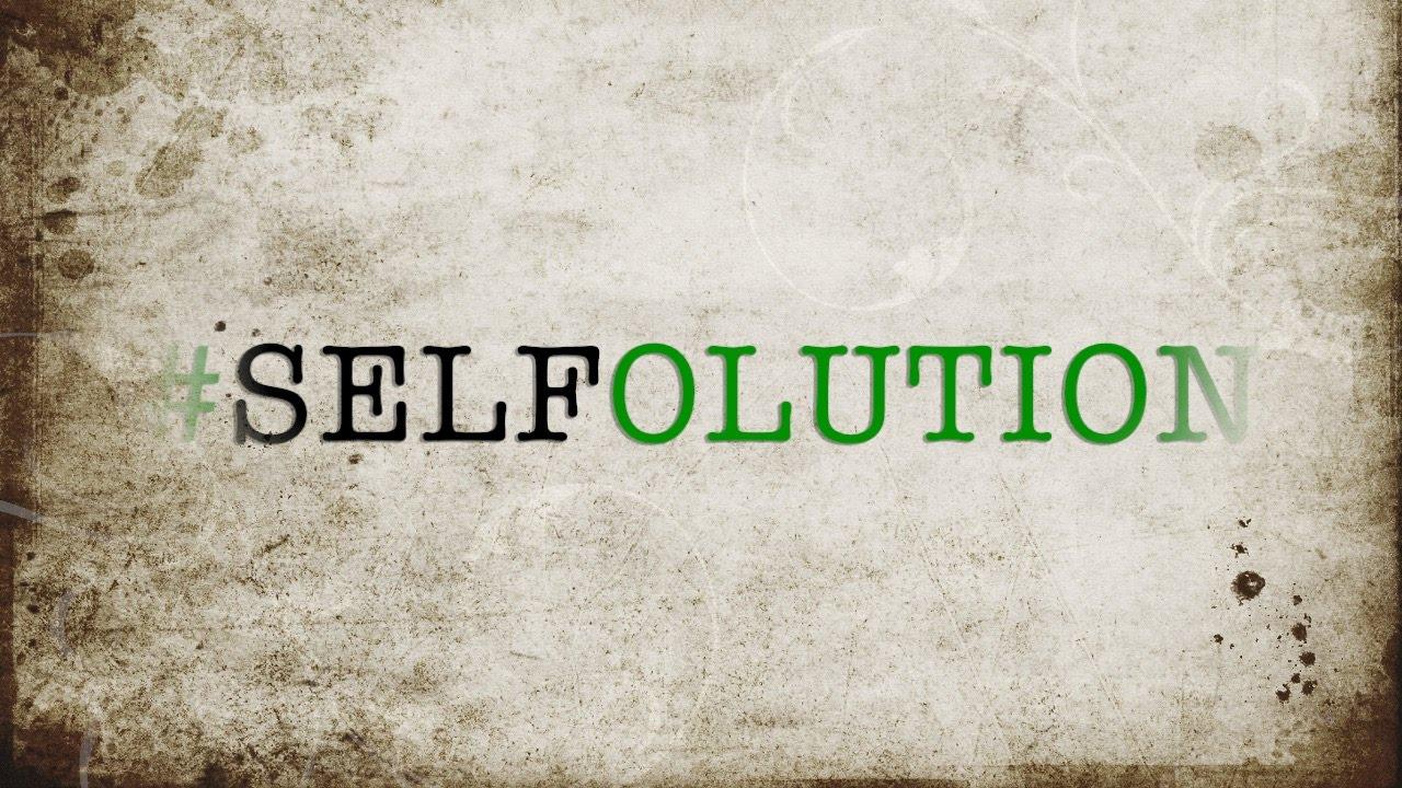 SELFOLUTION [teaser] - YouTube