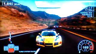 Need for Speed: Hot Pursuit - Calm before the storm [Racer/Hot Pursuit]