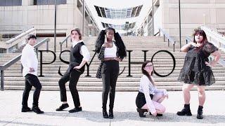 [UTSA KPOP IN PUBLIC] Red Velvet (레드벨벳) - Psycho(사이코) Dance …