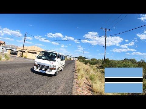 Day 2 in Gaborone Botswana. Just doing everyday stuff.