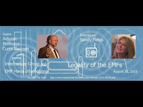 'Legality of the EMFs', with Adjunct Professor Curtis Bennett