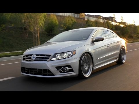 Modified 2014 VW CC R-Line Review