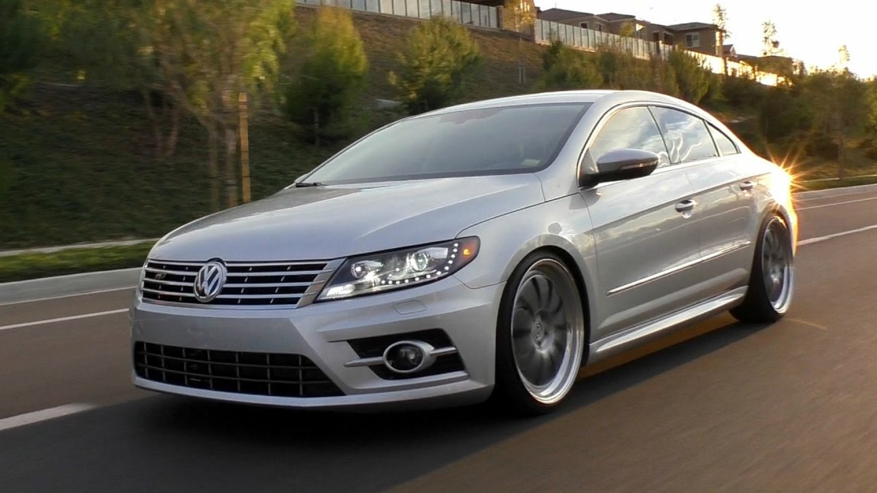 modified 2014 vw cc