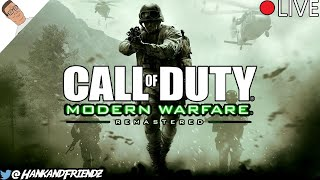 @CALLOFDUTY Throwback Call Of Duty Modern Warfare Remastered