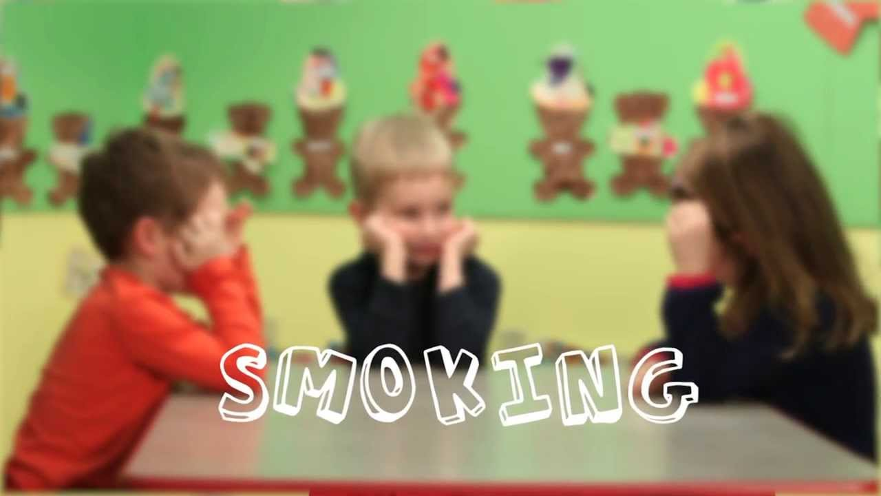 Kid Chat: Episode Three   Smoking