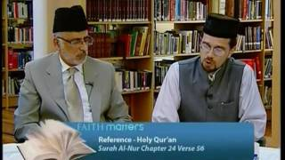 Questions about Homosexuality, Adultery, Spiritual Status, Ghosts, Fighting in name of God