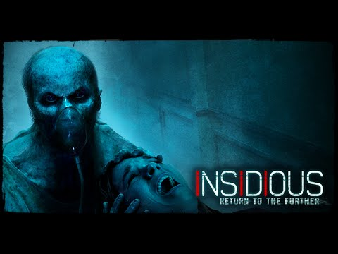 Image Gallery halloween horror nights insidious
