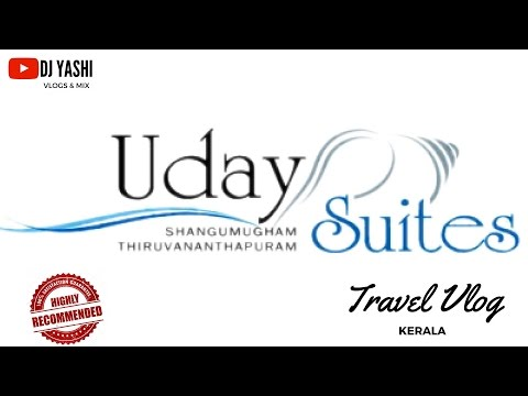 Uday Suites Trivandrum, Kerala | April 2017 | Day 4 | Travel Vlog 70