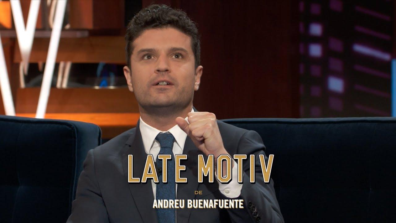 LATE MOTIV - Miguel Maldonado. Banderas to guapas y otras que no tanto   #LateMotiv875