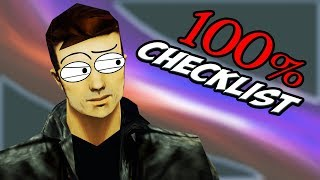 GTA 3: 100% CHECKLIST / GUIDE [+BEST Order of Completion]