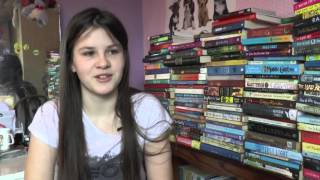 11-year-old bookworm reads thousands of novels in a year - Manchester Headline News