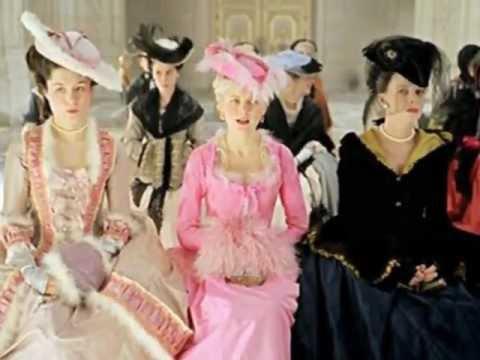 Marie Antoinette- I dream of Marie Antoinette (Marie Antoinette Music Video)