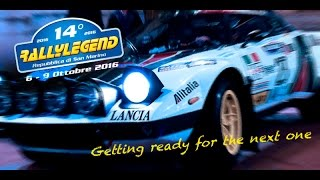 Rally Legend 2016 - First Day - PURE SOUND Maximum Attack - HIGHLIGHTS HD