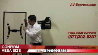 How to Setup Smart TV Wall Mount