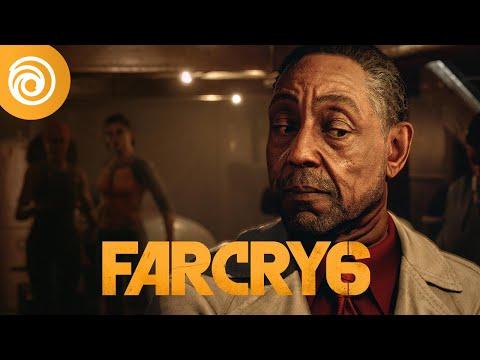 Far Cry 6: антагонист Антон Кастильо в кинематографическом трейлере | #UbiForward