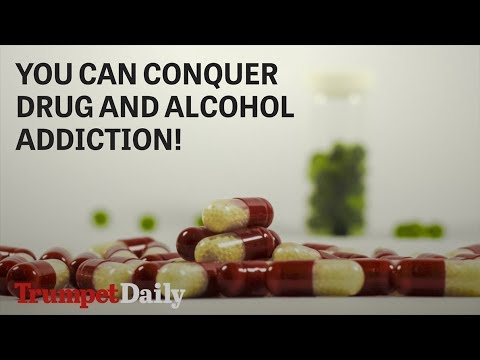 You Can Conquer Drug and Alcohol Addiction! | The Trumpet Daily