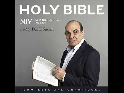 The book of Proverbs read by David Suchet