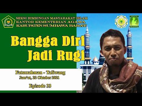 Bangga Diri Jadi Rugi / Faturrahman / Basatotang