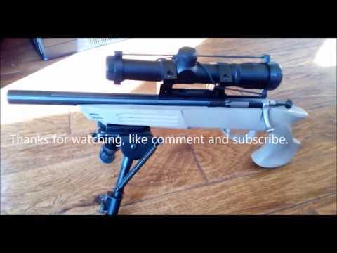 ksa cricket 22 trigger job keystone sporting arms cricket