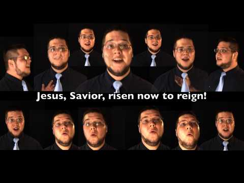 BEHOLD OUR GOD (Sovereign Grace) - A Capella cover
