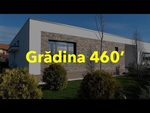 Grădina 460 | Video Prezentare Grădină Privată | Natural Design