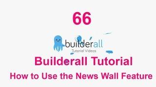 Builderall tutorial 66 - app creator ...