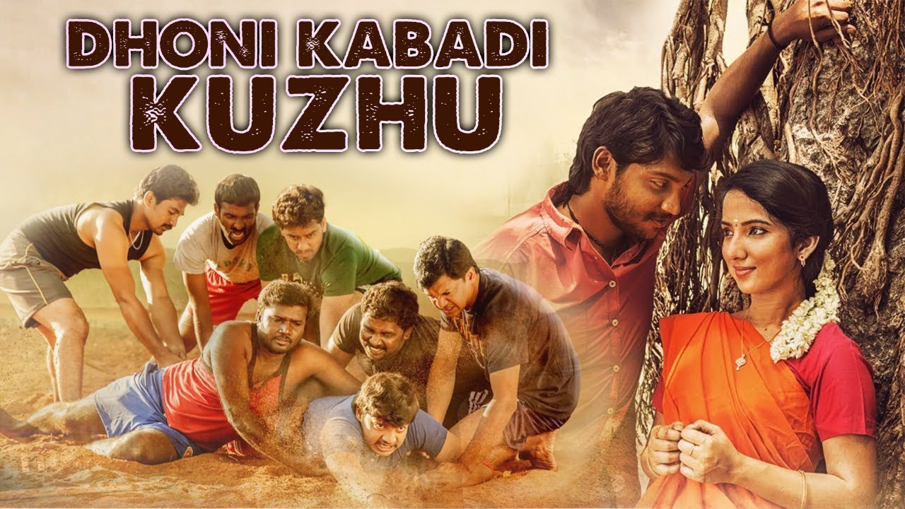 DHONI KABADI KUZHU - Hindi Dubbed Full Action Movie | South Indian Movies Dubbed In Hindi Full