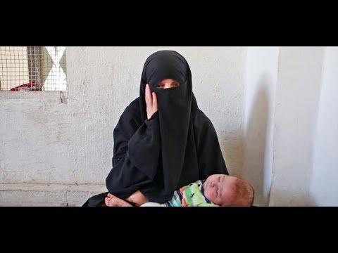 Mit Kind im Irak: Deutsche IS-Frau fleht Bundesregierung um Hilfe