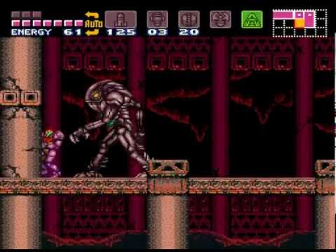Super Metroid - Part 11: Confronting Ridley in Lower Norfair