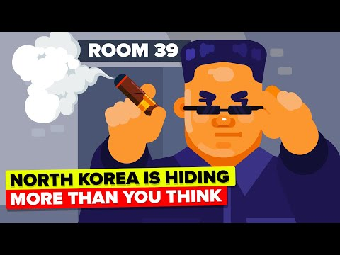 North Korea's Secret World of Crime