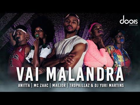 Vai Malandra - Anitta MC Zaac Maejor ft Tropkillaz & DJ Yuri Martins Coreografia Gabriel & Jean